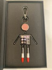 MAC LOVER OBSESSED ROBOT KEYCHAIN - NEW IN PACKAGE