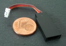 3 x Adattatore JR Servo su Micro JST 1,25mm F. OrangeRx r415, FrSky vd5m (á 2,50 €)