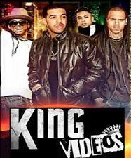 July 2013 HIPHOP RAP RnB Music Videos DVDs VOL 29 & 30 Ft Drake, Chris Brown