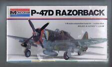P-47D Razorback 1:48 Monogram 1977 New #5302