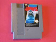 JAWS CLASSIC ORIGINAL NINTENDO GAME SYSTEM NES HQ