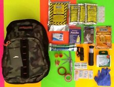 Emergency Preparedness Kit Prepper Car Safety Hurricane Earthquake Survival