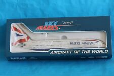 Skymarks Airbus A380 Plane 1 200 British Airways Solid Resin 34cm Long Qantas