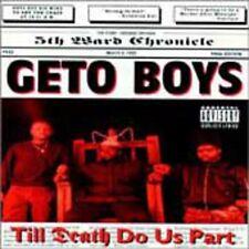 Geto Boys - Til Death Do Us Part [New CD] Explicit