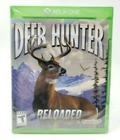 Deer Hunter Reload Microsoft Xbox One XB1 Game NEW Sealed