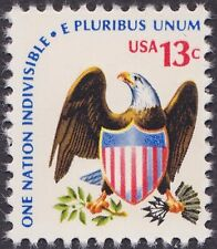 US - 1975 - 13 Cents Eagle & Shield Americana Series Issue # 1596 Mint NH F-VF