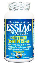 8 Herb Essiac Tea Soft Gels