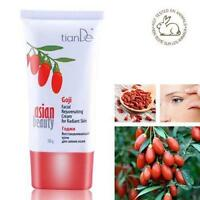 TianDe Goji Facial Rejuvenating Cream for Radiant Skin,50 g