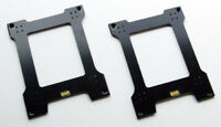VAUXHALL CORSA C ALL 00-06 OMP RACING BUCKET SEAT MOUNT SUBFRAMES TWIN PACK