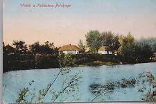 19057 AK Polen Widoki z Krolestwa Polskiego 1914 Feldpost Expedition 36. Inf.Div