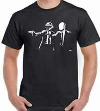 Magliette da uomo con cappuccio in policotone taglia M