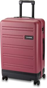 Dakine Concourse Hardside Luggage Medium 65L Roller Travel Bag Faded Grape