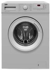 Beko WTG641M1S 6kg 1400rpm Washing Machine - Silver 1yr Beko wrty