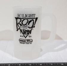 Vintage Ic Light Beer Boo & Brew 1989 Magic 97 Fm Classic Rock Plastic Cup g25