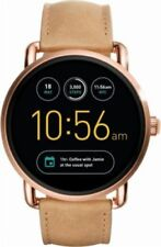 Sealed Fossil Q Gen 2 Wander Rose Gold Bracelet Touchscreen Smart Watch FTW2102