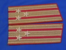 Soviet PARADE shoulder boards officer Colonel Army USSR russian epaulets uniform