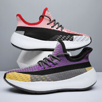 Men's Casual Running Sports Shoes Athletic Outdoor Breathable Track Sneakers 350