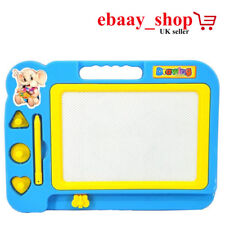 Drawing Board Magnetic Writing Painting Graffiti Board For Child Kid Erasable UK