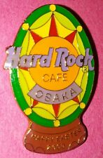 HARD ROCK CAFE NAGOYA 2000 HAPPY EASTER EGG PIN AUTHENTIC RARE