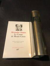 [17673-PL7] Pléïade - Alexandre Dumas - Le Comte de Monté-Cristo - 1993