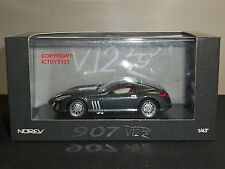 Norev 479700 Peugeot 907 V12 Coche Modelo Diecast Gris Oscuro