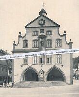 Brilon in Westfalen - Rathaus - um 1925 - selten!  M 25-8