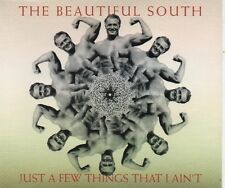 THE BEAUTIFUL SOUTH Just a few things I ain't 3 TRACK CD  NEW - NOT SEALED