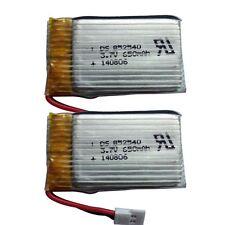 X5/X5C 3.7V 650mAh 20C Battery (Set of 2)