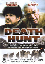 Charles Bronson Lee Marvin DEATH HUNT DVD