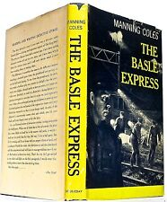 The Basle Express (Tommy Hambledon #19) by Manning Coles  Doubleday (©1956; BCE)