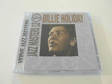 Jazz Masters 12 - Billie Holiday (CD Album) Used very good