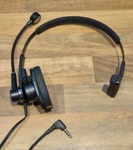 Sony DR-100 INTERCOM HEADSET FOR SONY CA 326 CA 537