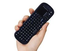 iPazzPort Wireless Mini Handheld Keyboard with Touchpad Mouse Combo for Android