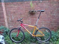 """Rare  Raleigh 200 Special DH Racer 26"""" W 27 Spd 18.5"""" Aly Frm Very Tall New Bits"""