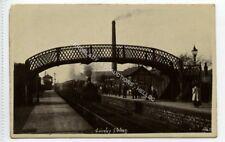 More details for (ld7421-473) rp, guiseley station, guiseley  nr leeds 1912 used g-vg
