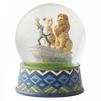 Disney Traditions Lion King Waterball Pride Rock Globe Figure 6007083 New Boxed
