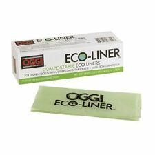 Oggi Eco-Liner Compost Pail Liners , New, Free Shipping
