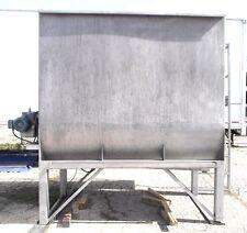 200 Cu Ft Stainless Steel Liquids/Powder Paddle Blender