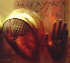 CLAN OF XYMOX In Love We Trust CD 2009