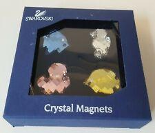 Swarovski Crystal My Little Ocean Friends South Sea Magnets Original Box Retired