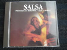 CD  SALSA  Everybody Salsa  Disco Samba  Conga  Copacabana
