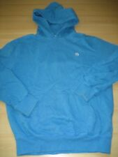 Boys Youth L 14/16 Aqua Blue ELEMENT Hoodie Sweatshirt PULLOVER Lightweight