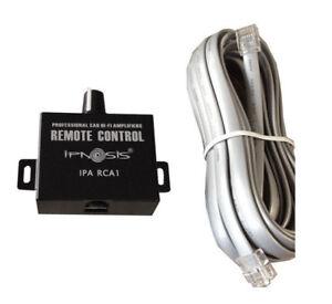 IPNOSIS IPA RCA1 DISTANCIA CONTROL para AMPLIFICADOR K 2000.1 > 1400.2 > 75.4