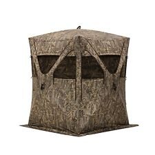 BM11BB Barronett Blinds Big Mike Pop Up Portable Hunting Blind, Bloodtrail Camo