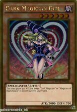 MVP1-ENG56 Dark Magician Girl Gold Rare 1st Edition Mint YuGiOh Card
