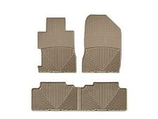 WeatherTech All-Weather Floor Mats for Honda Civic Sedan 2006-2011 Tan