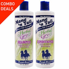 Mane 'N Tail *Herbal Gro* Shampoo and conditioner twin pack 355 ml