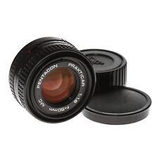 Pentacon Prakticar MC 50mm 1:1,8 Normalobjektiv für Praktica B vom Händler
