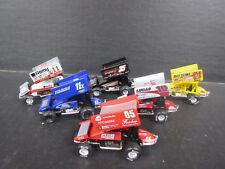Die Cast Sprint Car set of 6 cars