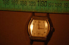 GOLD FILLED BERNUS WATCH FOR PARTS OR REPAIRS!